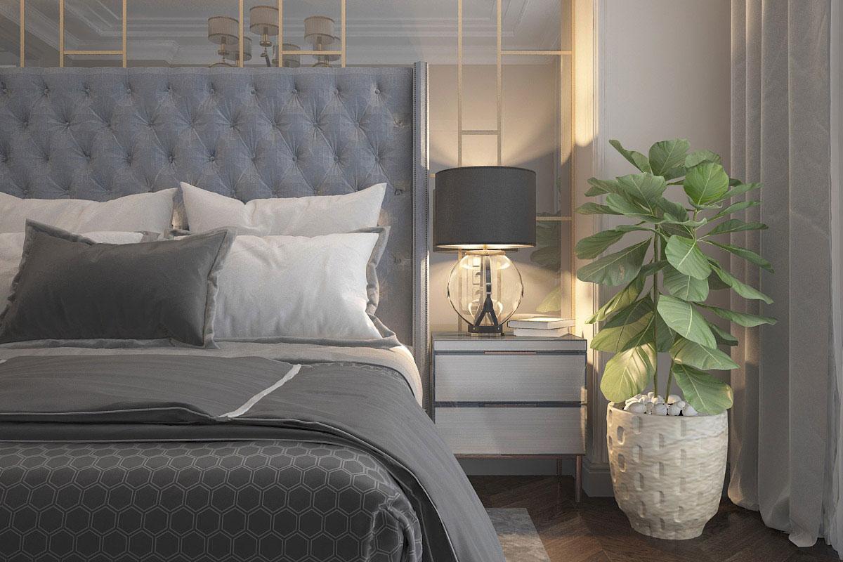 заказать дизайн спальни в минске